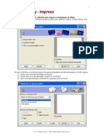 Apostila BrOffice.org Impress
