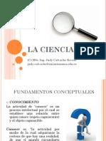 Clase 1 La Ciencia 1