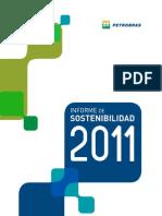 Informe de Sostenibilidade 2011 Petrobras