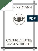 ZYLMANN Ostfriesische Urgeschichte