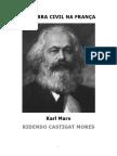 Karl Marx a Guerra Civil Na Franc3a7a