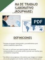 Sistema de Trabajo Colaborativo (Groupware)