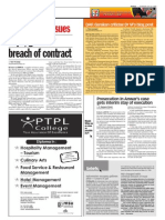 Thesun 2009-07-23 Page04 Businessman Sues Cops Govt for Breach of Contract