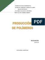 Produccion de Polimeros-(Trabajo Corregido)