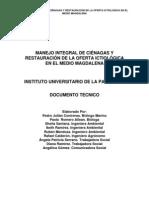 DocTécnico Manejo Integral Ciénagas