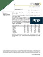 ACESITA - Resultado Do 4T06_Fator