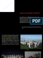 Paisaje Urbano 2013-II