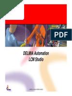DELMIA LCM Studio Presentation (1)