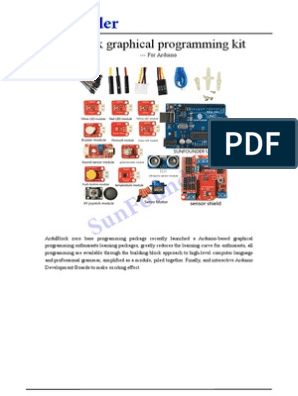 ArduBlocK Study Kit | Servomechanism | Arduino