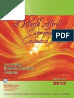 RECongress 2014 Registration Guidebook