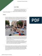 Como Organizar Um Flash Mob - WikiHow