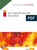 Studie Index Online PR 2009