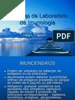 técnicas de laboratório de imunologia