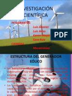 Estructura G Eolico