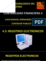4.3 registros electronicos