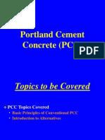 Portland Cement Concrete Presentation
