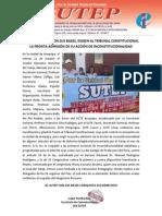 Sutep TC Arequipa 11-10-13