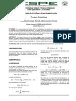 Convolución Lineal Discreta y Convolución circular(Paper)