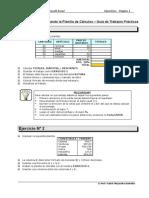 Microsoft Excel - Ejercicios