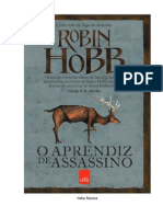O Aprendiz de Assassino – Robin Hobb