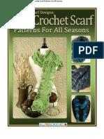 Crochet Scarf Designs Cute Crochet Scarf Patterns