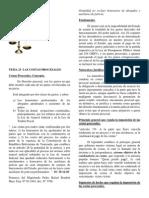 TEMA 23 LAS COSTAS PROCESALES Tema 24 La Apelacion - Copia Para Los Alumnos