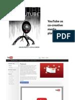 """Jean Burgess QUT """"Platforms and Publics"""" CoCreative Communities forum"""
