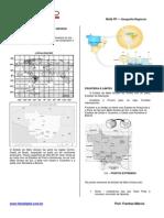 Aula 01 - Geografia Regional - Conteúdo
