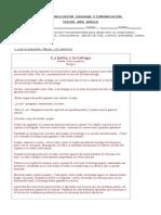 GUIA  DE APLICACIÓN  LENGUAJE Y COMUNICACIÓN( clase 1 )