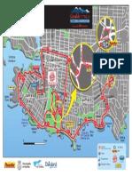 Half Marathon Lettersize Course Map Sponsors