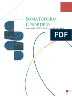 Official Handout for Somatoform Disorders