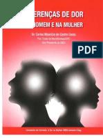 Diferencas de Dor Homem e Mulher
