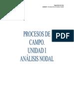 Guia Unidad I ANALISIS NODAL[1] (2) Proceso de Campo