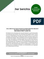 Allensbach zu Warenhaus Krise