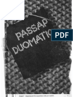 Passap Duomatic Manual