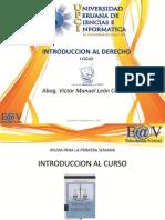 502871346_primera Semana - Introduccion Al Derecho