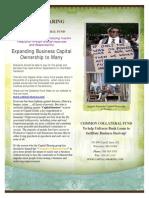 capital sharing flyer