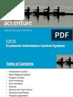 CICS Training Material