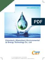 China Water Treatment Equipment Supplier Ceetwater