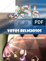 Votos Religiosos