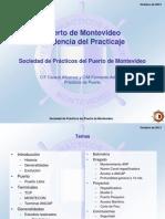 Fernando Adaime Puerto de Montevideo Incidencia Del Practicaje