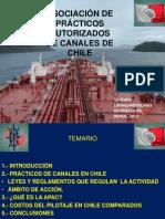 Juan de La Cerda Merino Practicaje y Pilotaje en Chile