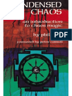 Condensed Chaos - Phil Hine