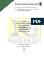 Grupo 1. Invetarios Viales y Categorizacion de La Red Vial
