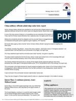 Nl Maritime News 18-Mar-13