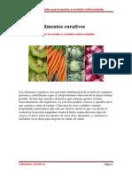 Alimentos Curativos - Las Doce Comidas Que Te Ayudan a Combatir Enfermedades