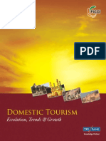 Domestic Tourism Evolution Trends Growth