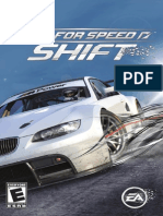 Need for Speed Shift - Owner's Manual