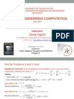 Lecture6 Linear Algebra