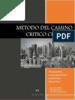 Metodo Del Camino Critico Final